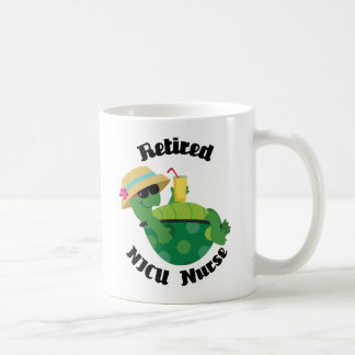 Retired Nicu Nurse (Turtle) Coffee Mug