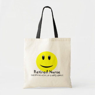 Retired Nurse HAPPY DANCE SMILEY