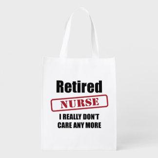 Retired Nurse (UK spell)