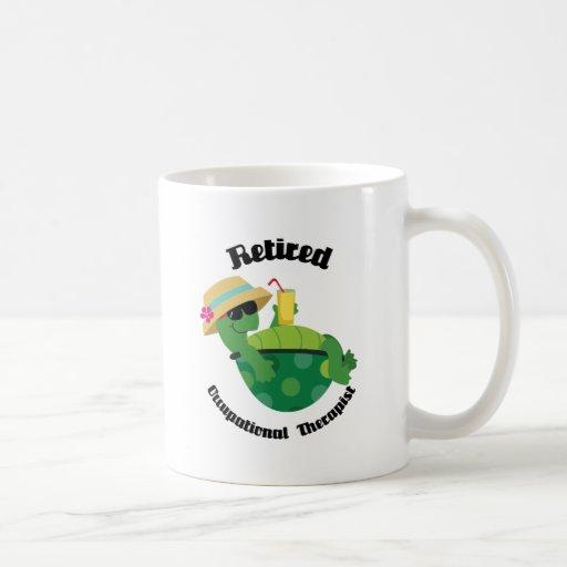 Retired Occupational Therapist (Turtle) Mug