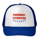 RETIRED PHARMACY TECHNICIAN MESH HAT