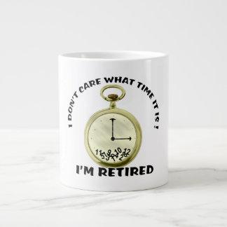 Retired watch Specialty Mugs (3) styles Jumbo Mug