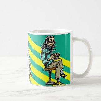 Retired Woman Coffee Mug