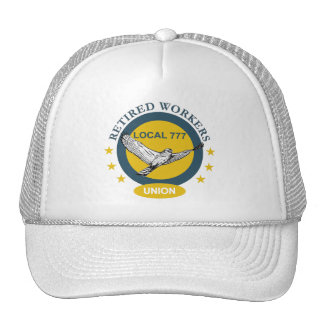 Retired Workers Union Cap