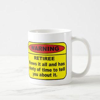 Retiree Mugs