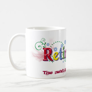 Retirement Bliss Coffee Mug