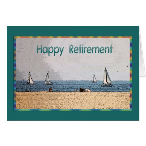 happy retirement cards photo card templates invitations more. Black Bedroom Furniture Sets. Home Design Ideas