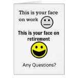 Retirement Face