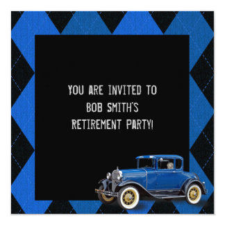 Retirement Invitation