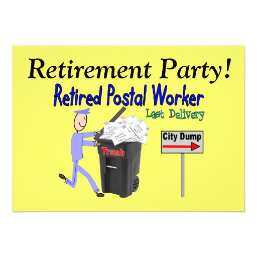 retirement announcement to co workers | just b.CAUSE