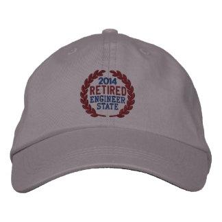 Retirement Laurels Personalize it! Embroidered Cap