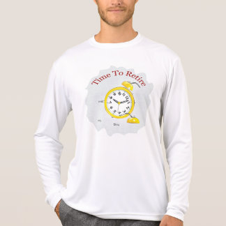Retirement: Retired Alarm Clock T-Shirt