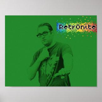 Retr0nite Pop Poster 6