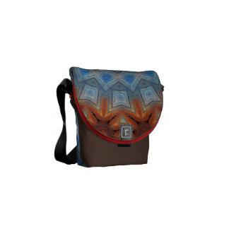 Retro 127 courier bag