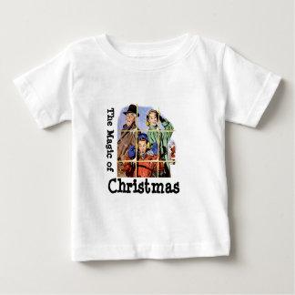 Retro 1950s Christmas Magic T Shirts