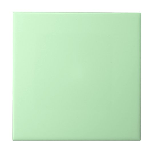 Retro 1950's era Seafoam Green mid-century era Tile