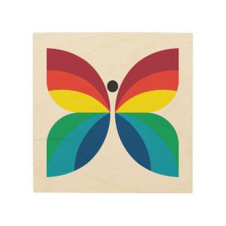 Retro 1966-1974 wood prints