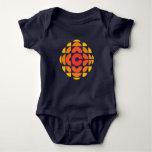 Retro 1974-1986 baby bodysuit