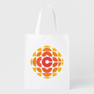 Retro 1974-1986 reusable grocery bag