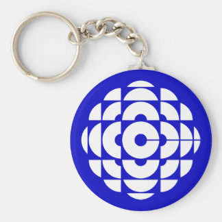 Retro 1986-1992 - White Key Ring