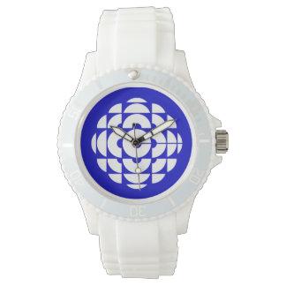 Retro 1986-1992 - White Watch