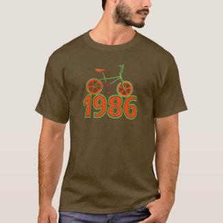 Retro 1986 BMX Bike Men's T-shirt