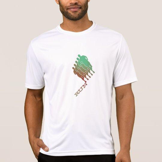 Retro 2 Running Shirt