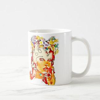 Retro 60s Babe Mug