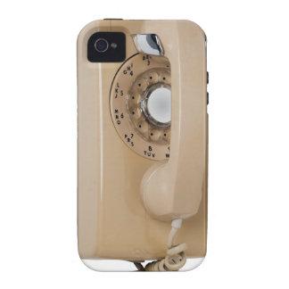 Retro 60's Rotary Wall Phone iPhone 4 Case