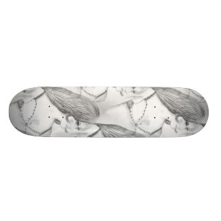 Retro 70s Bikini Girl Skate Board Decks