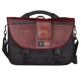 Retro 70s Personal Organizer Effect Commuter Bag