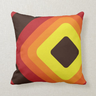 Retro 70s pillow