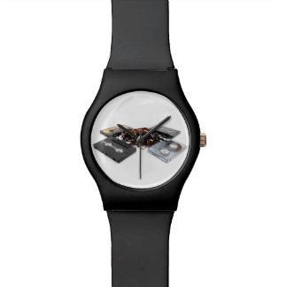 Retro 80's Design Watch