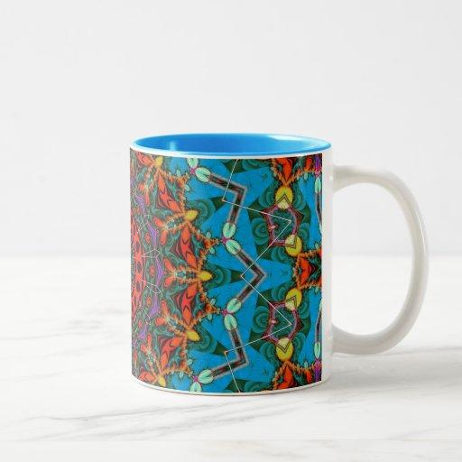 Retro 87 Two-Tone coffee mug