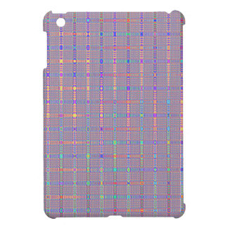 Retro Abstract In Lines Case For The iPad Mini