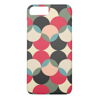 Retro Abstract Pattern iPhone 8 Plus/7 Plus Case