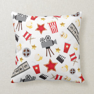 Retro Acting Movies Theatre/Theater Cushion