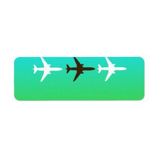 Retro Airplaine