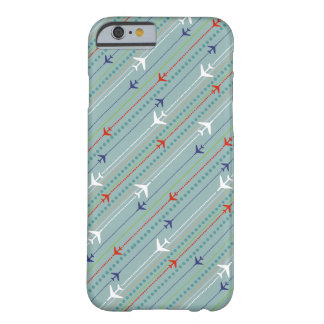 Retro Airplane Pattern iPhone 8/8S Case