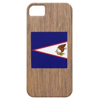 Retro American Samoa Flag Case For The iPhone 5