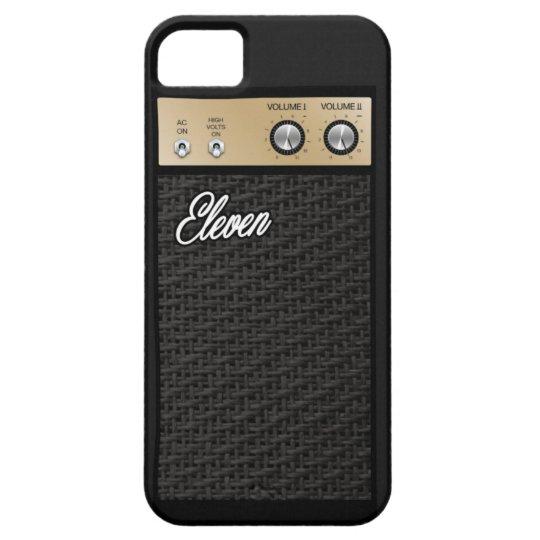 Retro Amplifier iPhone Case
