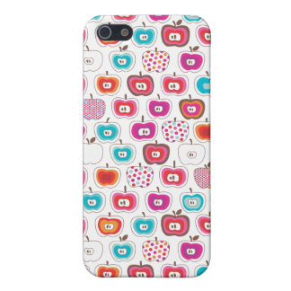 Retro apple pattern fruit iphone case iPhone 5 covers