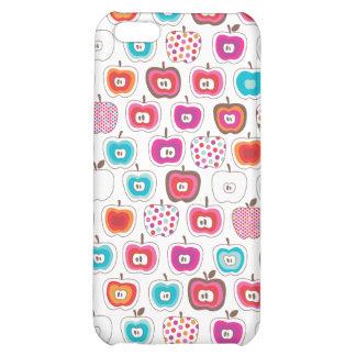 Retro apple pattern fruit iphone case iPhone 5C cover