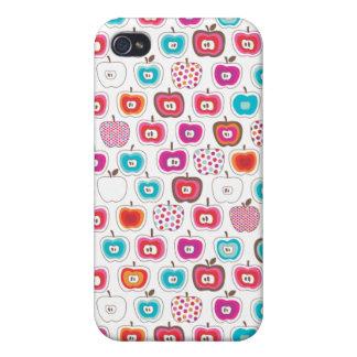 Retro apple pattern fruit iphone case iPhone 4/4S cover