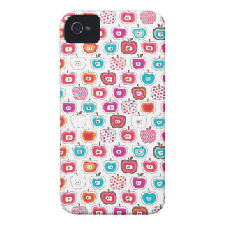 Retro apple pattern fruit iphone case iPhone 4 covers