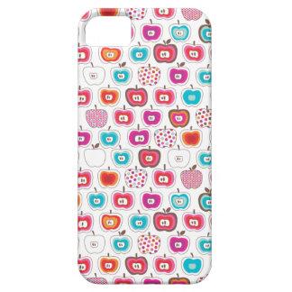 Retro apple pattern fruit iphone case iPhone 5 cover