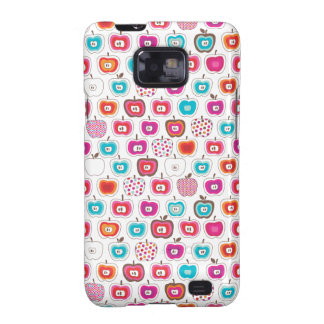 Retro apple pattern fruit samsung case samsung galaxy s covers