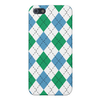 Retro Argyle iPhone4 Case iPhone 5/5S Case