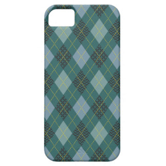 Retro Argyle Trendy Multi iPhone 5 Case