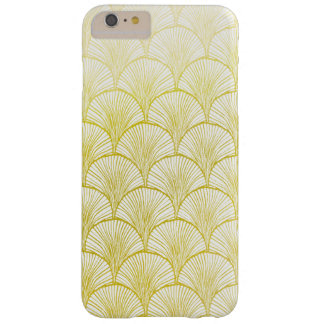 Retro Art Deco Gold Fan iPhone 6 PLUS + Case